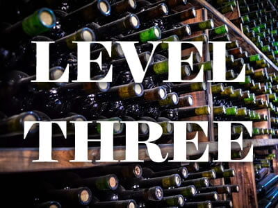 Level Three Sommelier Course