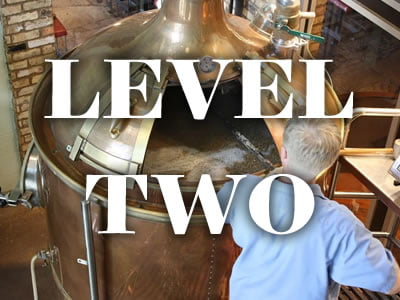Level Two Beer Brewing